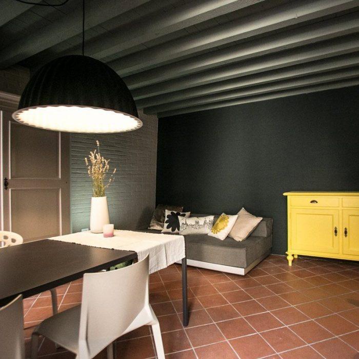 Casa in via delle Volte Ferrara, arredamento completo   MENEGATTI LAB