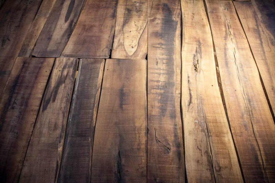 pavimento in tavole di legno    Menegatti LAB
