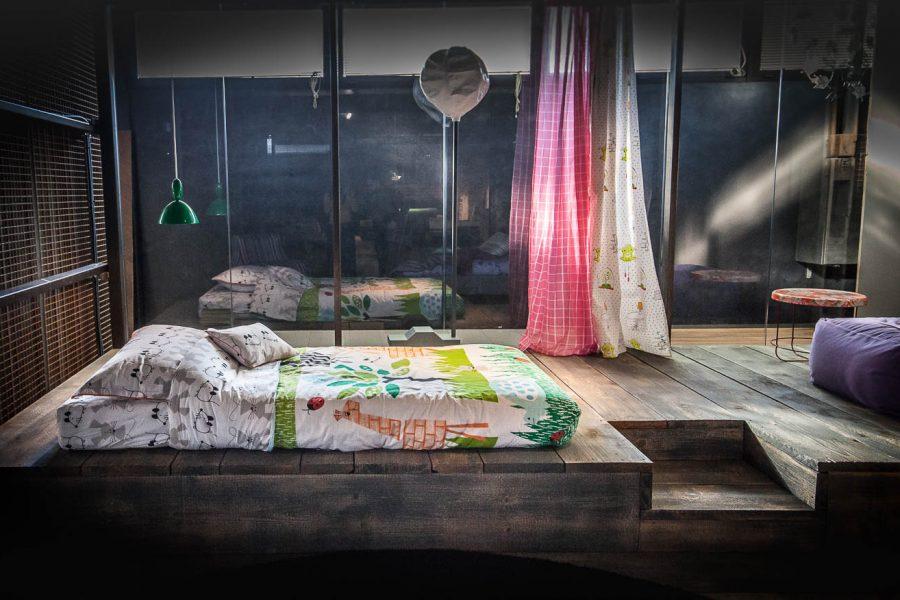 soppalco – letto   Menegatti LAB